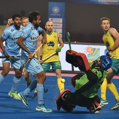 India to face Belgium in quarters of Hockey World League Final