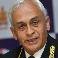 'Balakot airstrikes will change Pakistan's behaviour,' Navy chief Sunil Lanba tells HT