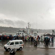 Cyclone Ockhi: At least 531 stranded fishermen rescued says Kerala CM Pinarayi Vijayan