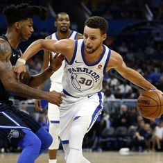 NBA: Golden State Warriors beat Orlando Magic, Memphis Grizzlies suffer 10th straight defeat
