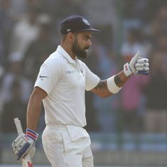 'Kohli will be the X-factor in SA series': Kirmani hails India skipper as 'most consistent batsman'