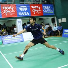 Badminton rankings: Lakshya Sen jumps 16 places to break into top 75 for the first time