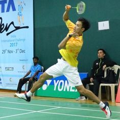 Standing between Lakshya Sen and Tata Open title is Thai comeback man Sitthikom Thammasin