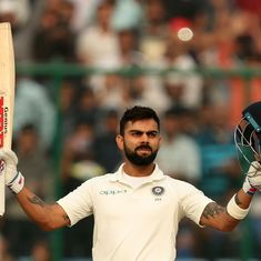 Data check: The one aspect that helped Virat Kohli make such an impact in Tests this year