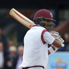 Brathwaite leads West Indies' battle for survival after New Zealand take commanding lead