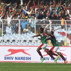 Kolkata derby is still the biggest and the most fascinating game in Indian football