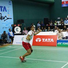 Ruthvika Shivani wins Tata Open, Lakshya Sen loses to Thailand's Sitthikom Thammasin