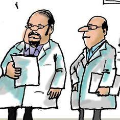 कार्टून : एक मूल सब जात का, फिर झगड़ा किस बात का!