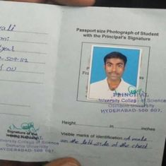 Hyderabad: Protests at Osmania University after postgraduate student allegedly commits suicide