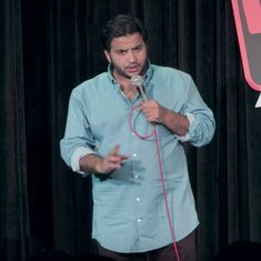 Watch: Why the Railways are a joke (actually, several jokes) to this stand-up comedian