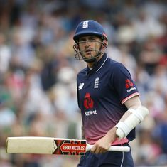 No criminal charges against England opener Alex Hales, available for Ashes selection