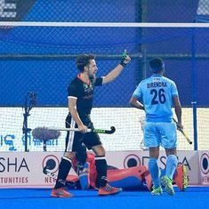 HWL Finals: India finish last in Pool B after a 0-2 loss to Germany