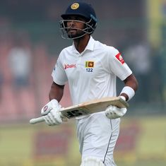 Another ball-tampering saga: Sri Lanka captain Dinesh Chandimal banned from third Test vs Windies