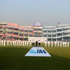 Cricket: Delhi's Feroz Shah Kotla Stadium to be renamed Arun Jaitley Stadium
