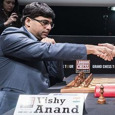 Altibox Norway chess: Viswanathan Anand suffers defeat against Magnus Carlsen in Armageddon game