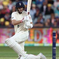 Joe Root keeps England's hopes alive in 2nd Test after Australia set 354-run target