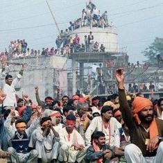 Video: As the SC continues further hearing in the Ayodhya case, a look at its history over 25 years