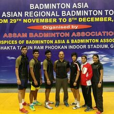 India beat Nepal 3-0 to lift South Asian badminton title