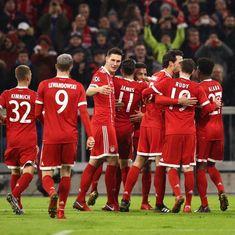 Tolisso's brace hands Bayern Munich 3-1 win but PSG top group