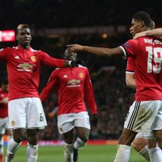 Champions League: Manchester United, Juventus secure place in round of 16