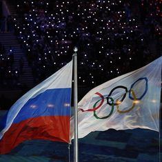 Winter Olympics: 60 Russians make last-minute appeals to CAS for participation