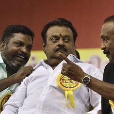 Tamil Nadu: Non-bailable warrant issued against DMDK chief Vijayakanth in journalist's assault case