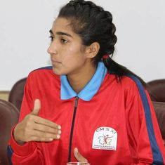 'My life has changed forever': Stone-pelter-turned-goalkeeper captains Jammu and Kashmir