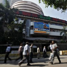 Sensex, Nifty decline sharply after RBI keeps interest rates unchanged