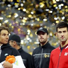 'Invincible' Djokovic tougher opponent than Roger Federer, says Rafael Nadal