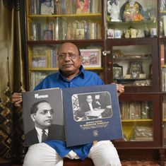 Video: Meet the man with the largest collection of photographs and memorabilia of Babasaheb Ambedkar