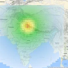 5.5-magnitude earthquake hits Uttarakhand, tremors felt in Delhi-NCR
