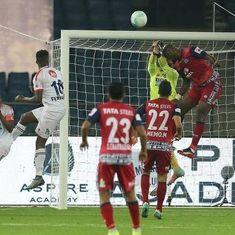 ISL: Azuka header gives Jamshedpur FC's first win of the season