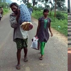 Turn of fortune: Dana Majhi, Odisha man who once walked with his wife's body, now buys a motorcycle