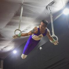Commonwealth Games: Has one of India's top gymnasts Rakesh Patra been dropped from the squad?