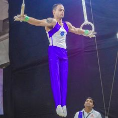 Gymnastics: Rakesh Patra boycotts World Championship trials over confusion in selection criteria