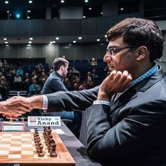 Viswanathan Anand beats Fabiano Caruana to take lead at Tata Masters tournament