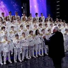 A children's choir from Georgia sang a gorgeous version of Queen's 'Bohemian Rhapsody'. Watch