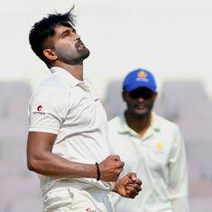 Mushtaq Ali Trophy round-up: Vinay Kumar, Manoj Bhadange help Karnataka thrash Mumbai by 9 wickets