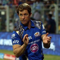 IPL: Jonty Rhodes splits with Mumbai Indians, ends nine-year partnership