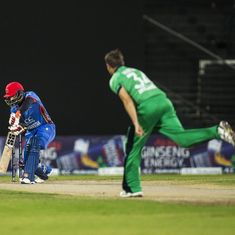 Paul Stirling, Barry McCarthy star in Ireland's series-levelling win against Afghanistan