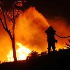 California wildfires force two lakh people to evacuate, fourth blaze erupts north of San Diego