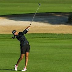 Aditi Ashok moves up from tied-28th to tied-10th with solid play at Dubai Ladies Classic