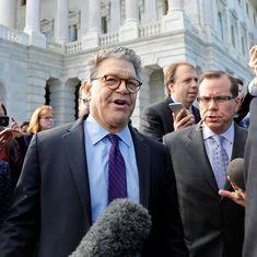 US Democratic Senator Al Franken steps down after allegations of sexual harassment