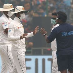 ICC likely to include pollution in playing conditions clause after smog-hit Delhi Test