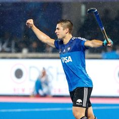 HWL 2017: World No 1 Argentina edge out valiant India in heavy Odisha rain