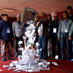 नेपाल चुनाव : वाम गठबंधन ने शुरू में ही बढ़त बनाई, संसद की 30 में से 26 सीटें जीतीं