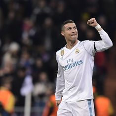 Fifth Ballon d'Or reaffirms Ronaldo's place as equal partner in the greatest player rivalry ever