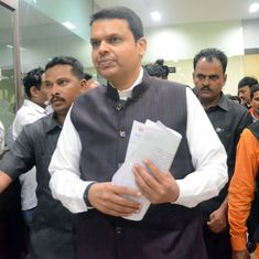 Maharashtra CM Devendra Fadnavis' helicopter makes forced landing because it was overloaded