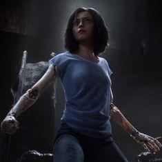 Watch: A 26th century tale of a female cyborg in 'Alita: Battle Angel'
