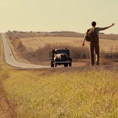 'On The Road': Jack Kerouac's madcap novel about wild people in a car gave a voice to a generation